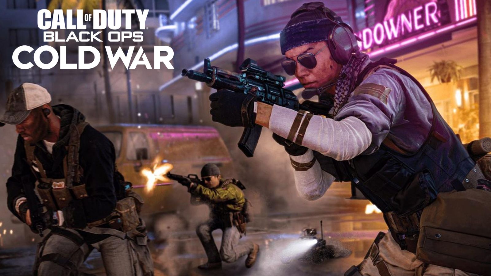 Call of Duty Black Ops Cold War Weapon Buffs and Nerfs