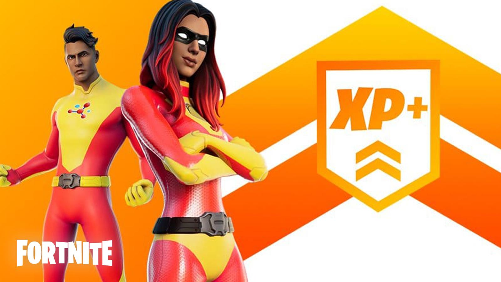 Fortnite Season 4 Week 12 XP Xtravaganza