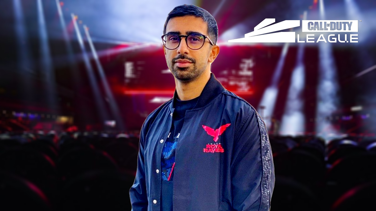 Vikkstar London Royal Ravens co-owner