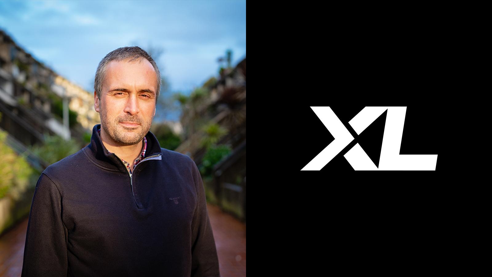 Wouter Sleijffers Excel Esports Rebrand