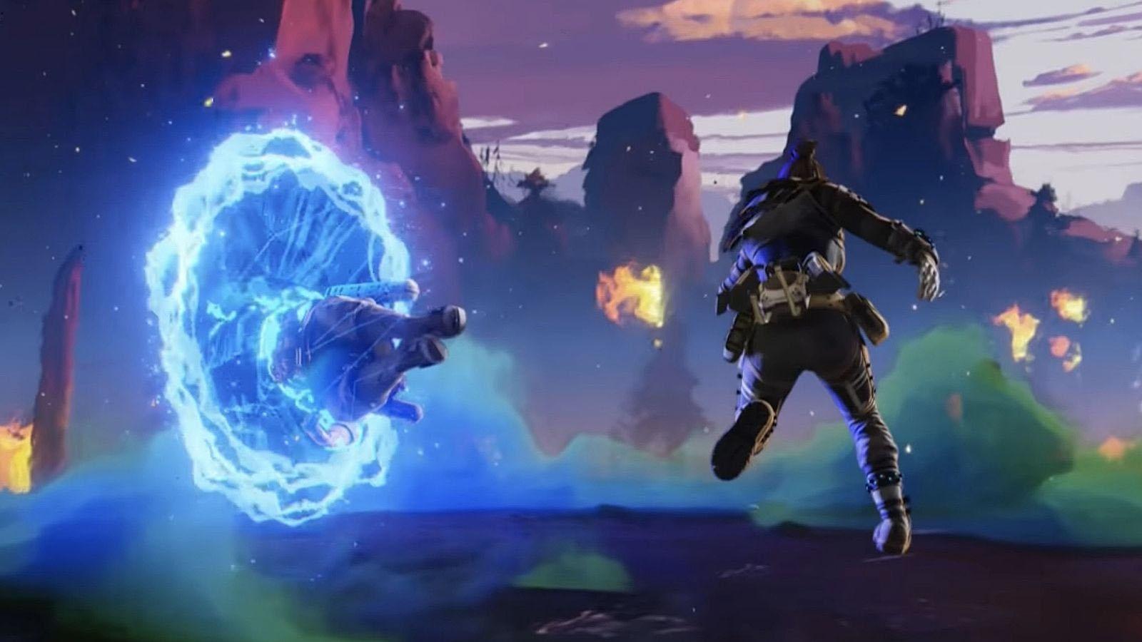 wraith portal apex legends