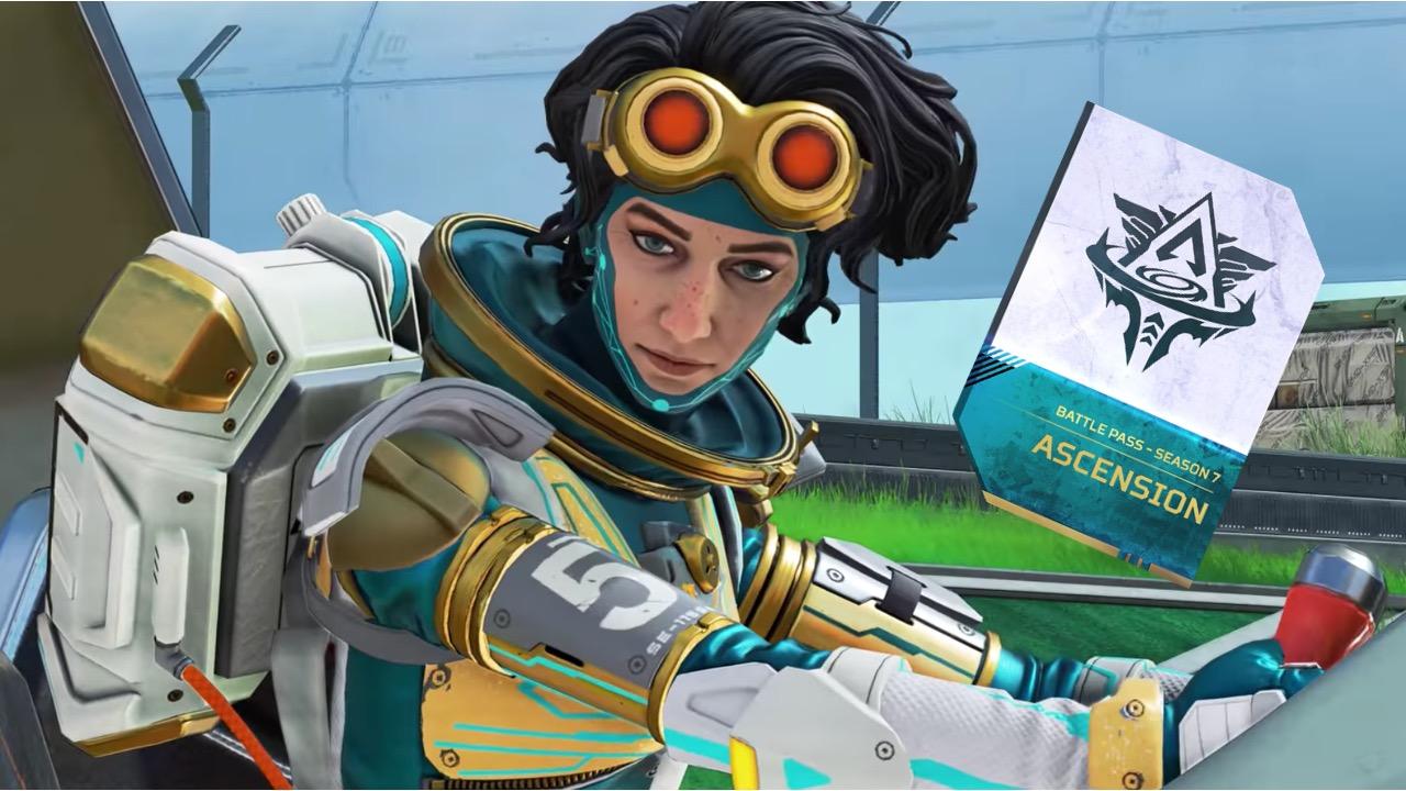 Horizon Apex Legends battle pass