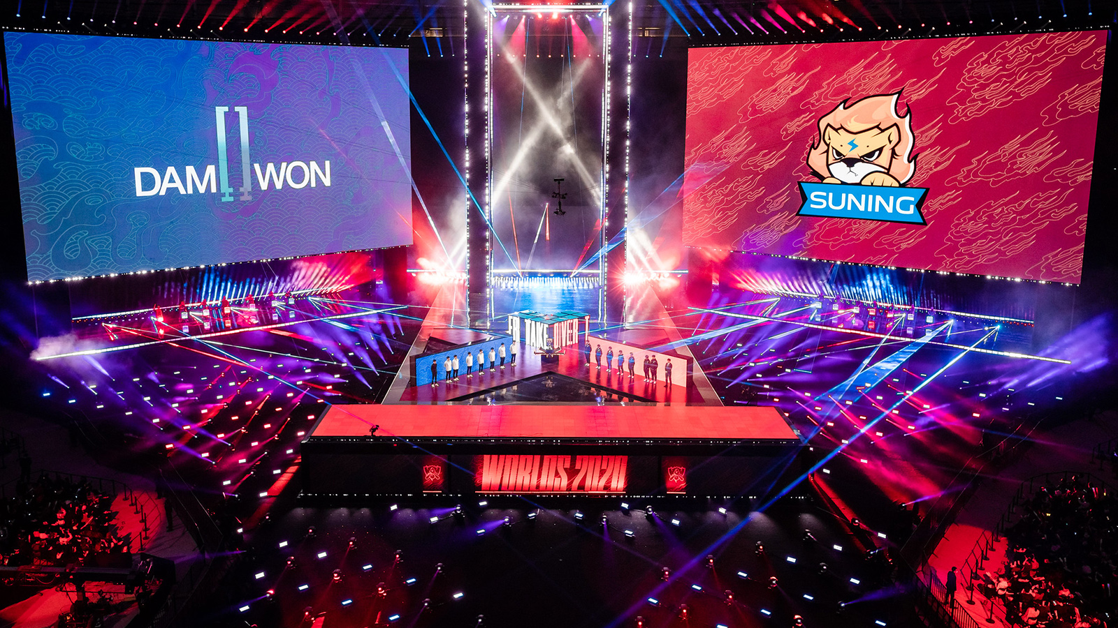 League of Legends Esports English Broadcast Rights Deal