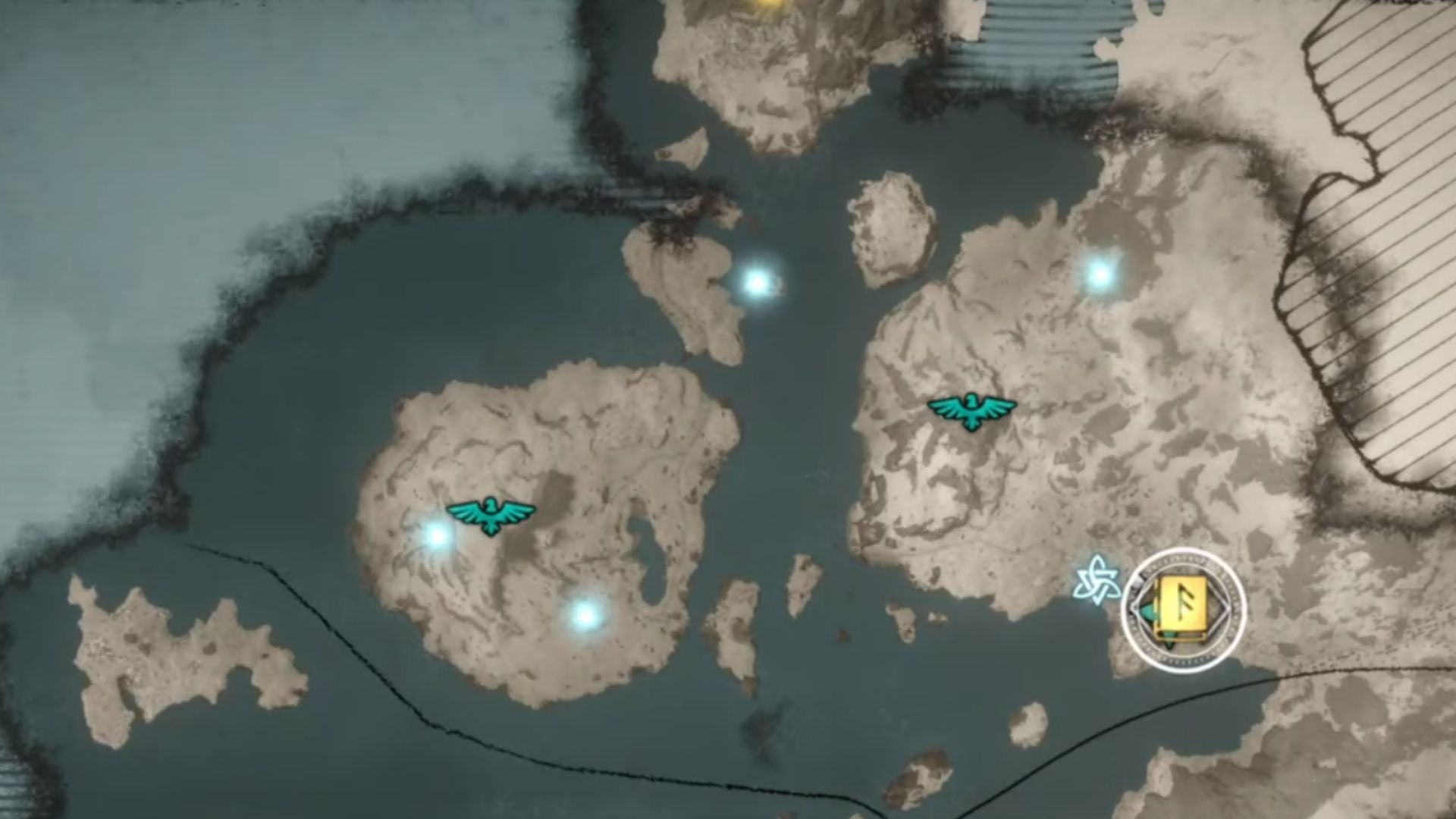 Hordafylke map location