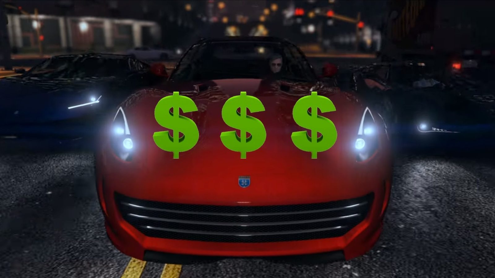 gta online cash and cars
