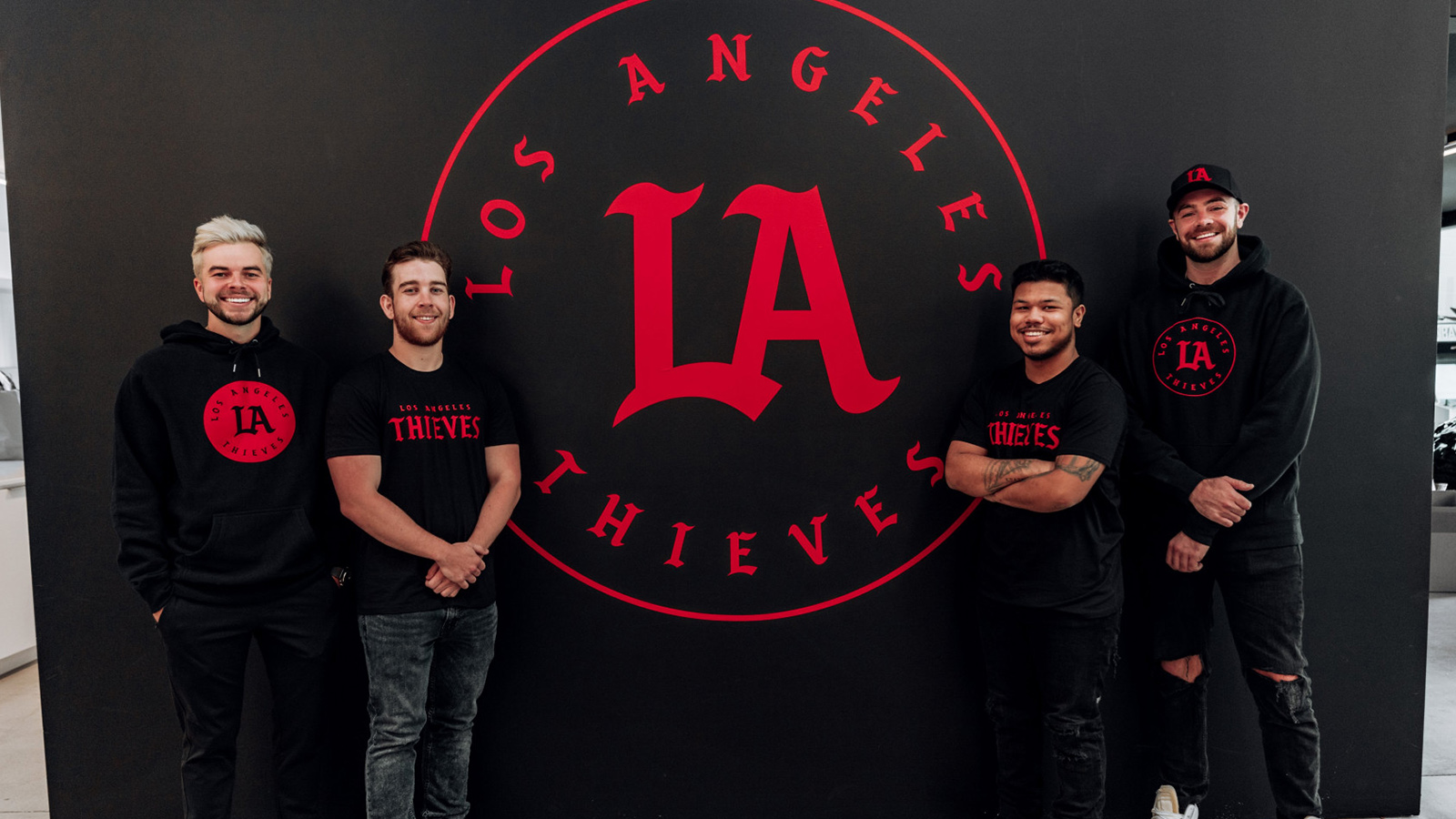 LA Thieves Call of Duty League