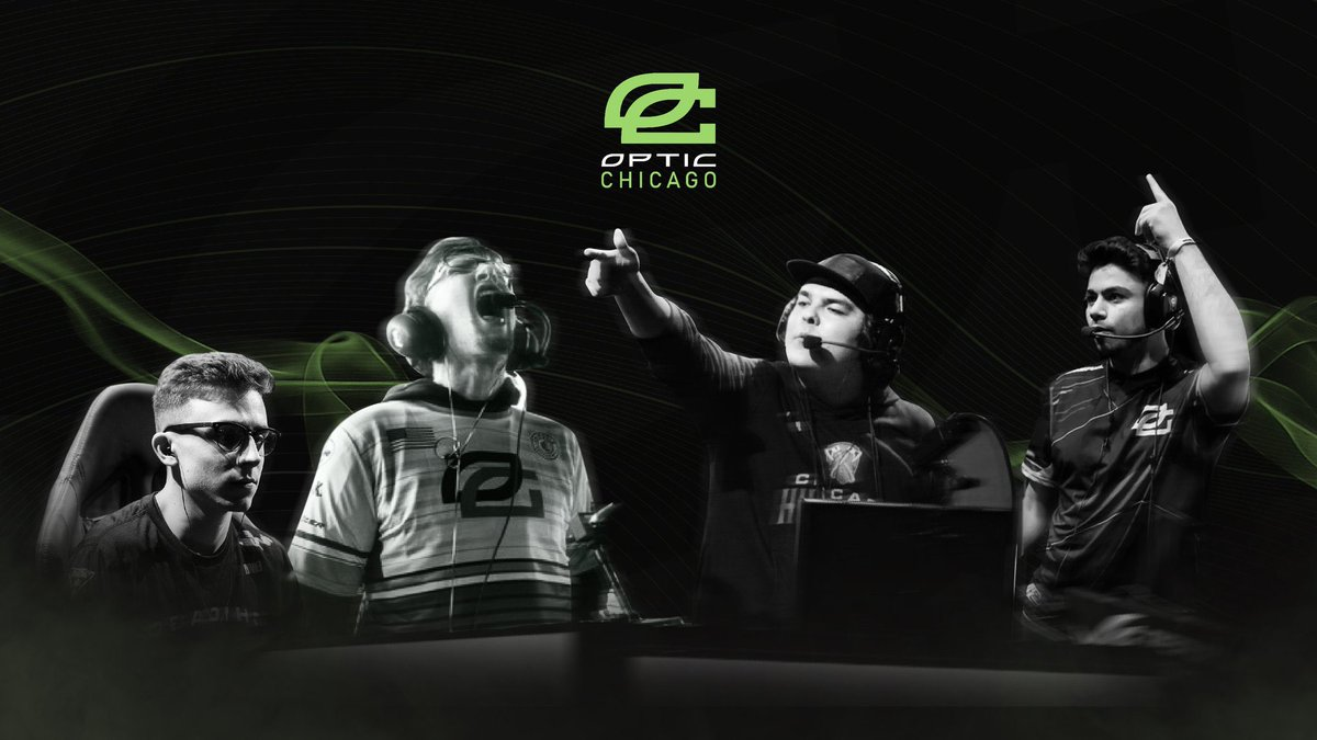 OpTic Chicago Call of Duty League