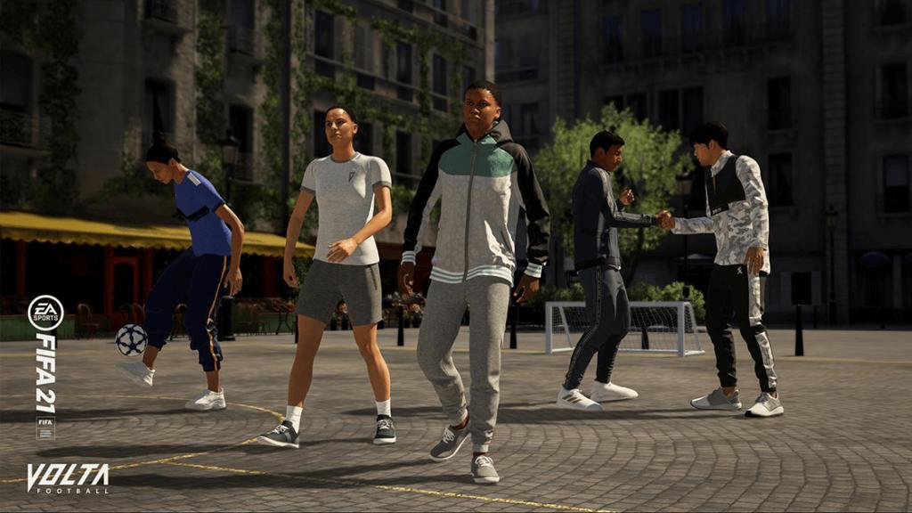 FIFA 21 celebrity update