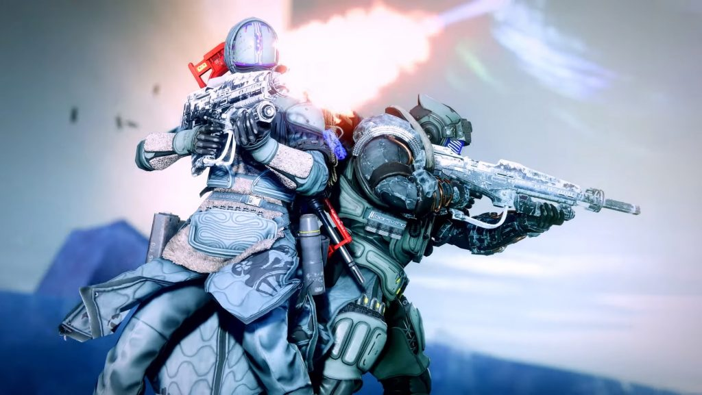 Nearly 70% of Destiny's guns were vaulted heading into Beyond Light.