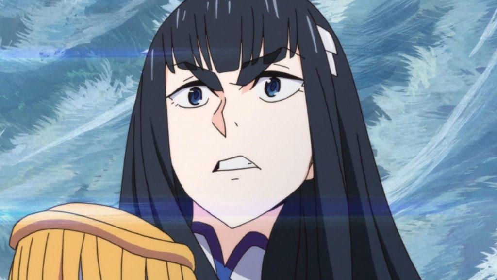 Kill la Kill Cosplay Satsuki Kiryuin
