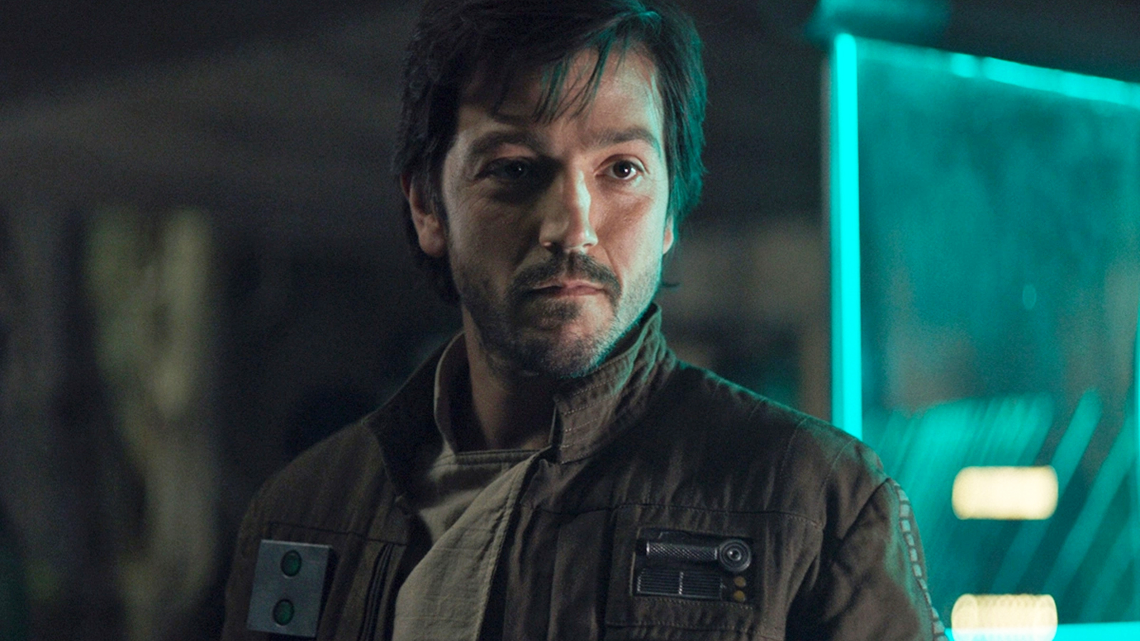 Rogue One Diego Luna as Cassian Andor