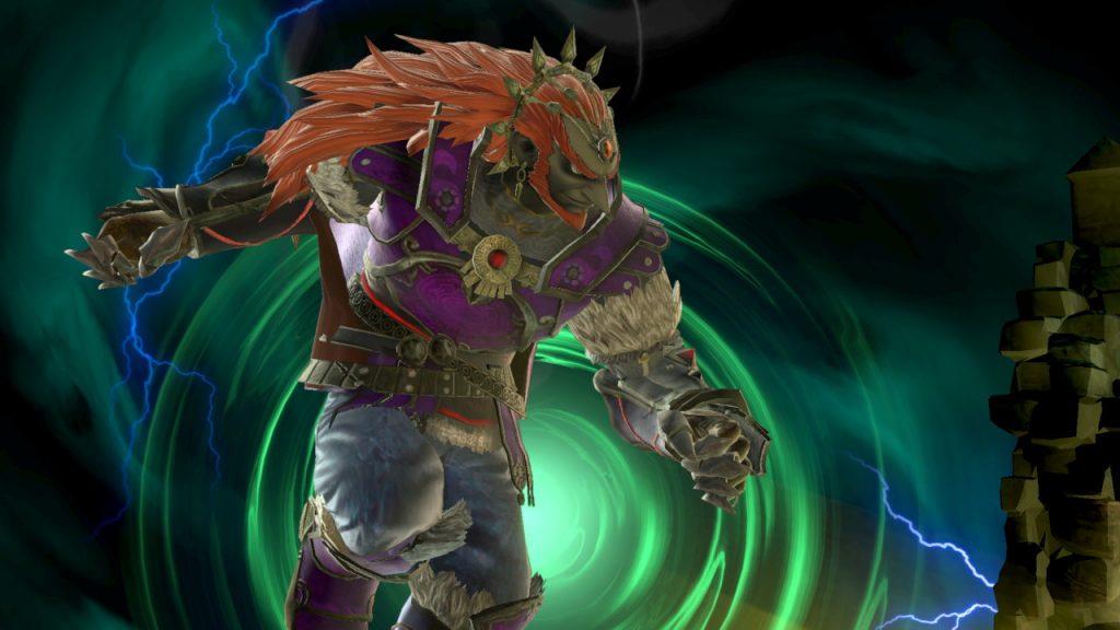 Hyrule Warriors Ganondorf in Smash Ultimate