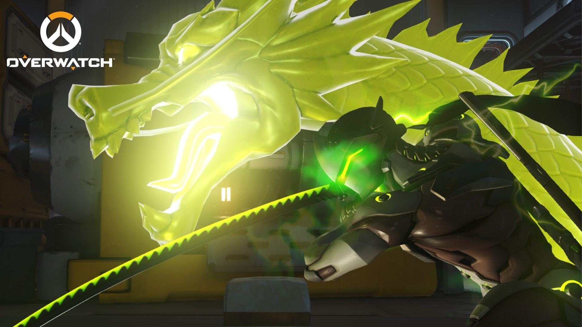 genji dragon blade