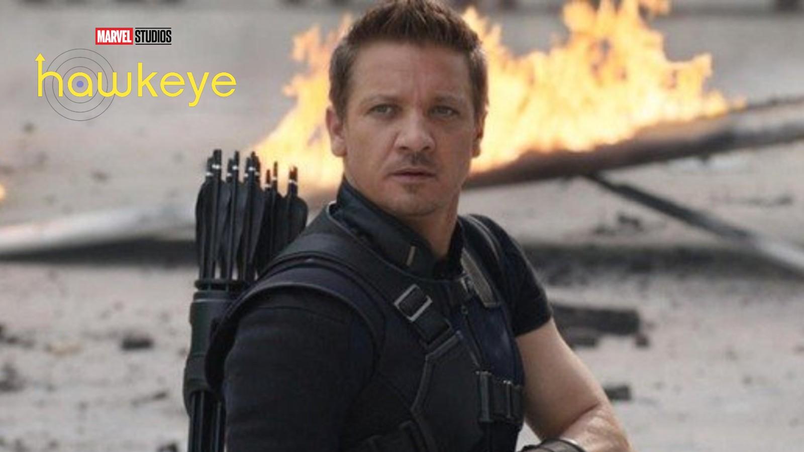 Hawkeye Clint Barton new Disney Plus series