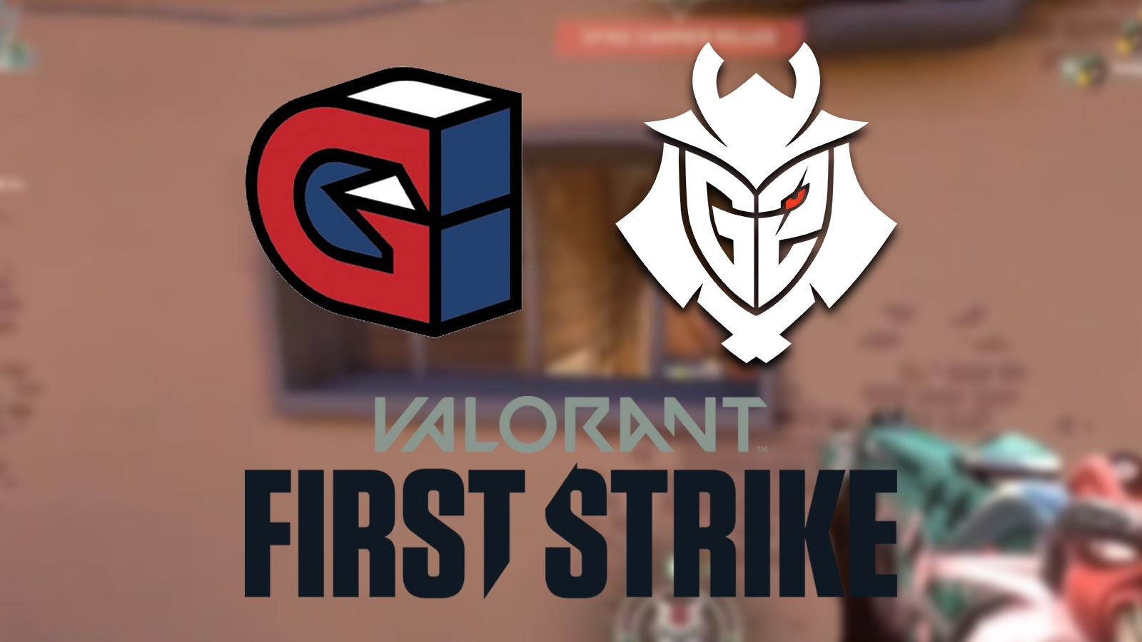 Valorant team logos