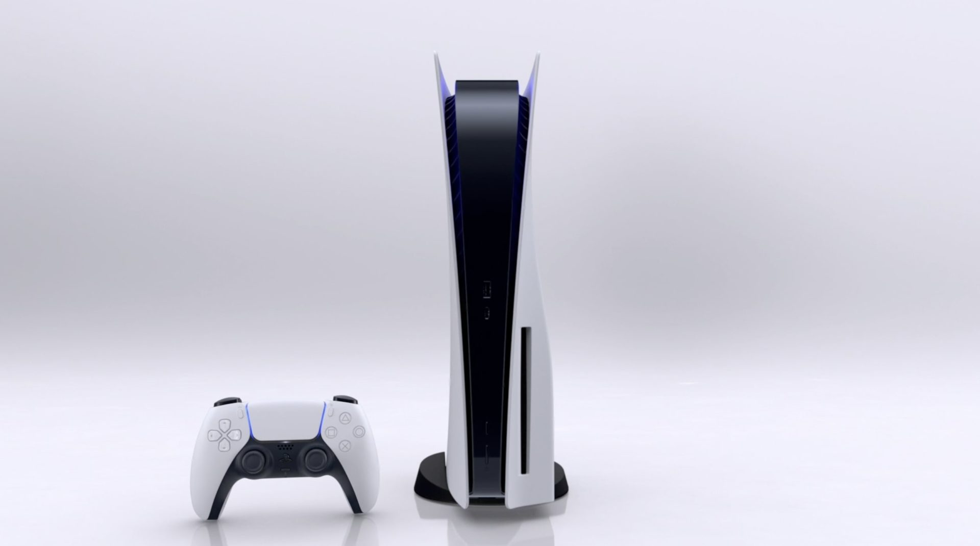 PS5 Next To Controller