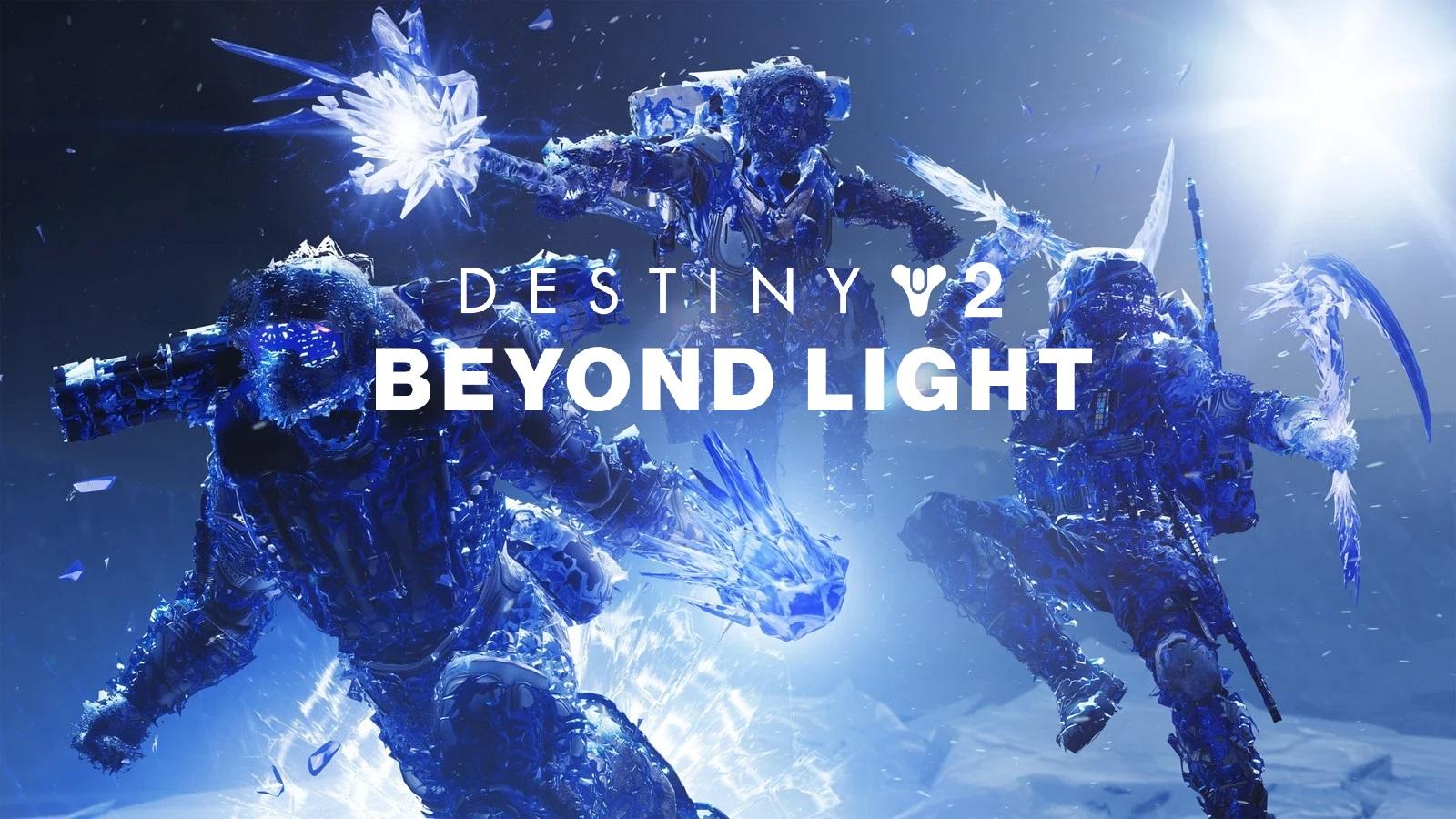 Destiny 2 Stasis Guardians