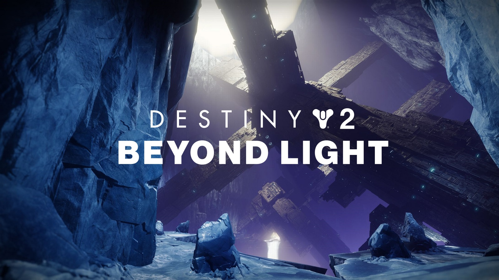 Destiny 2 Europa Vex With Beyond Light Text