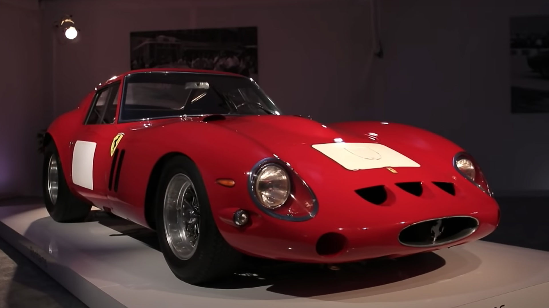 250 GTO second most expensive car ever