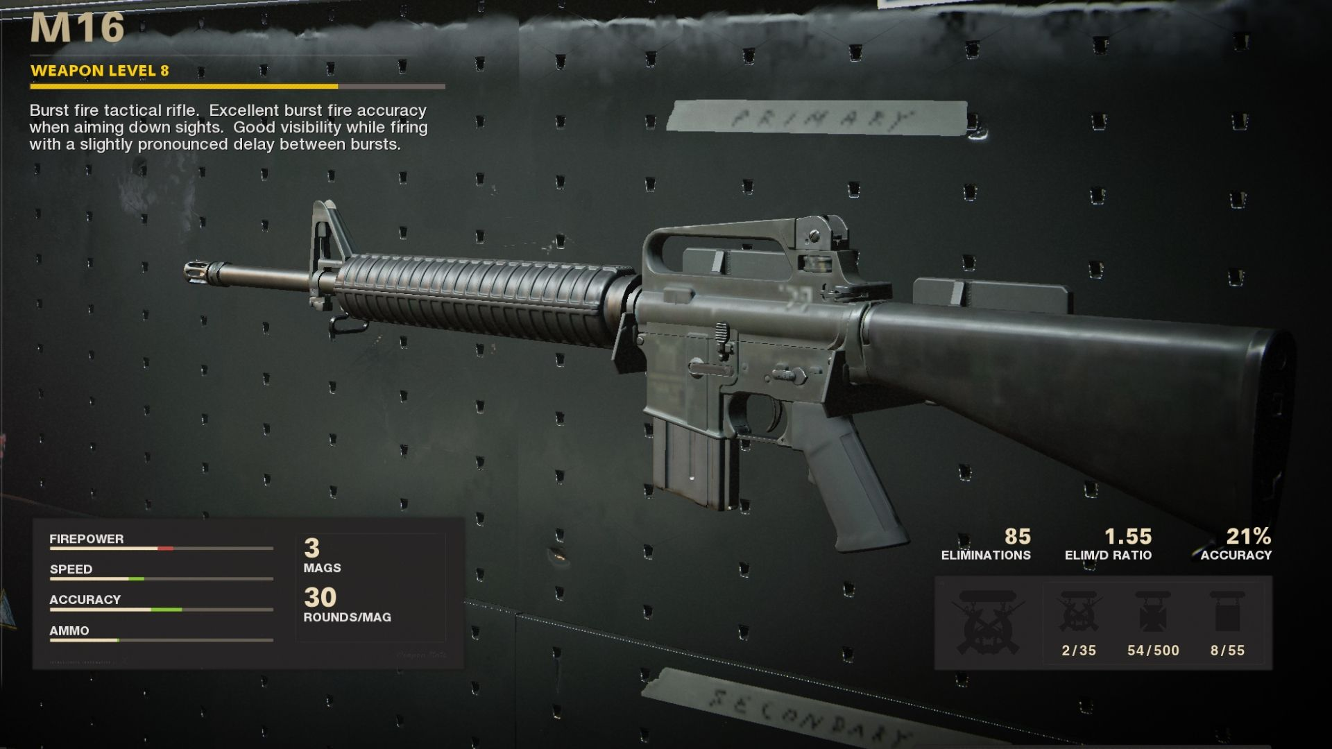 M16 Black Ops Cold War