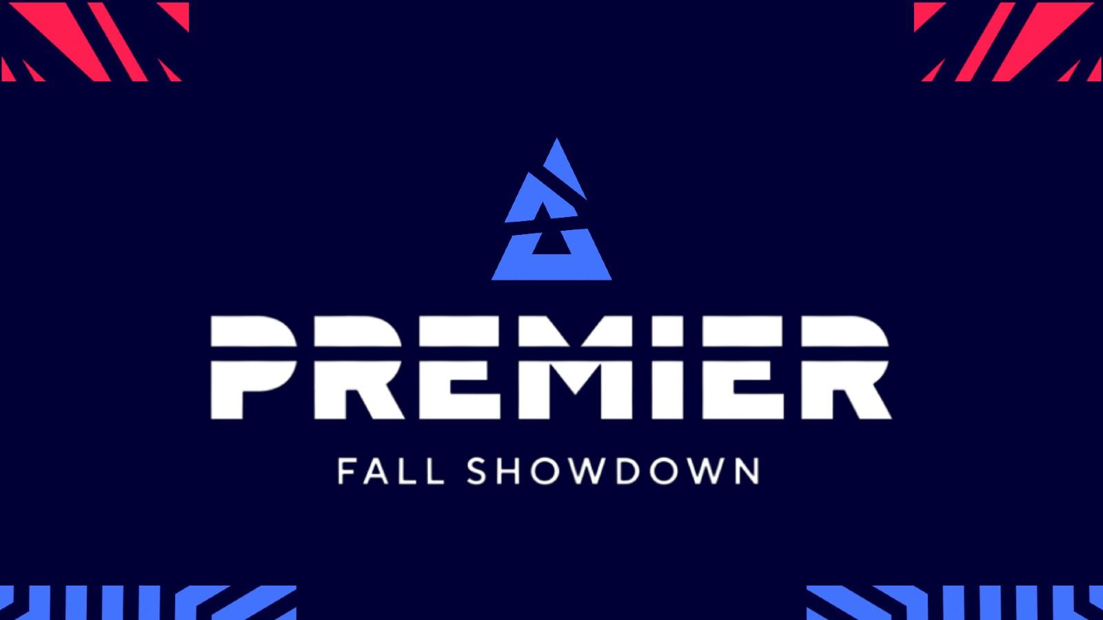BLAST Fall Showdown 2020