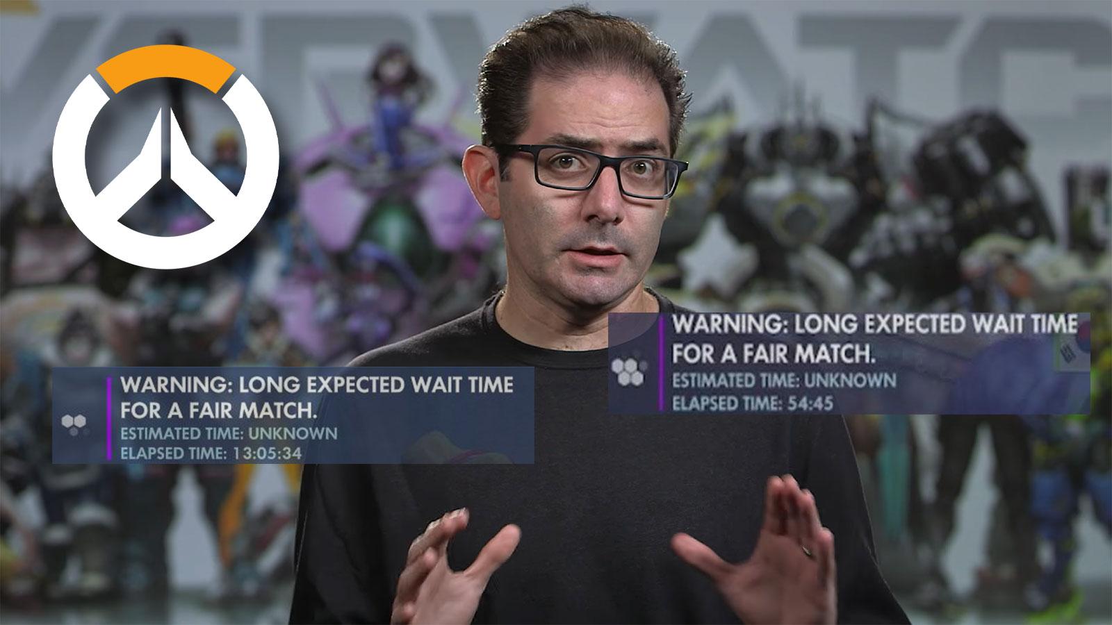 Jeff Overwatch Queue times