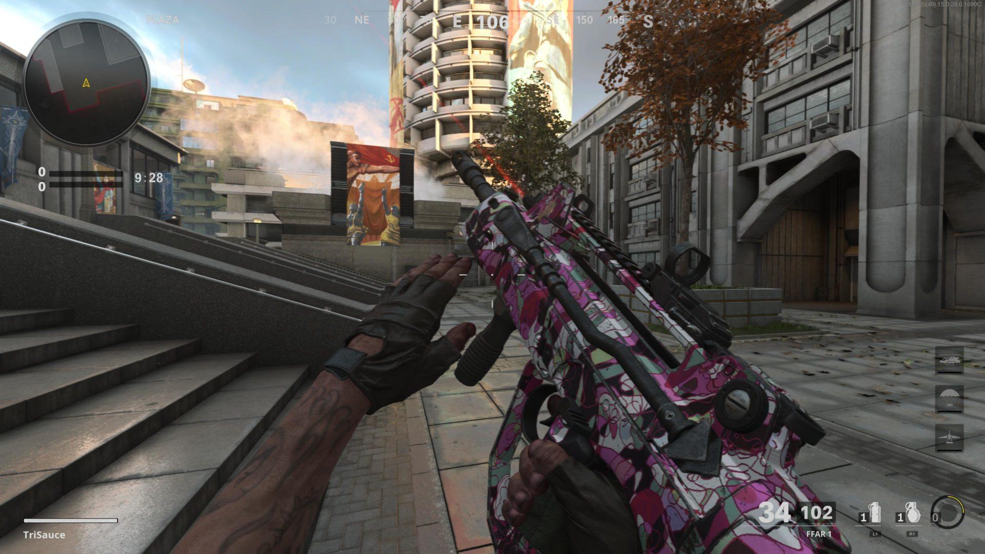 Black Ops Cold War FFAR 1