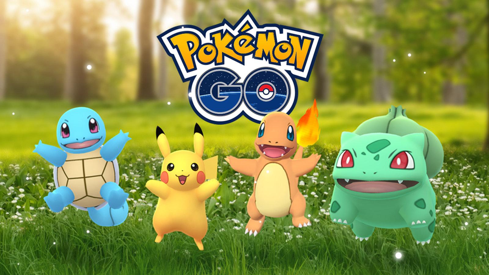 Pokemon Go Kanto