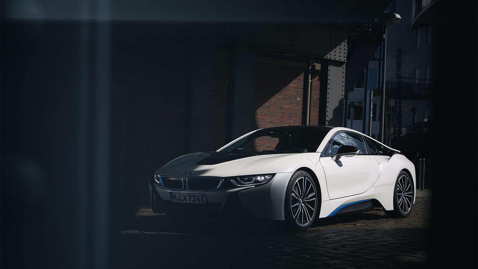 BMW I8 Will Smith