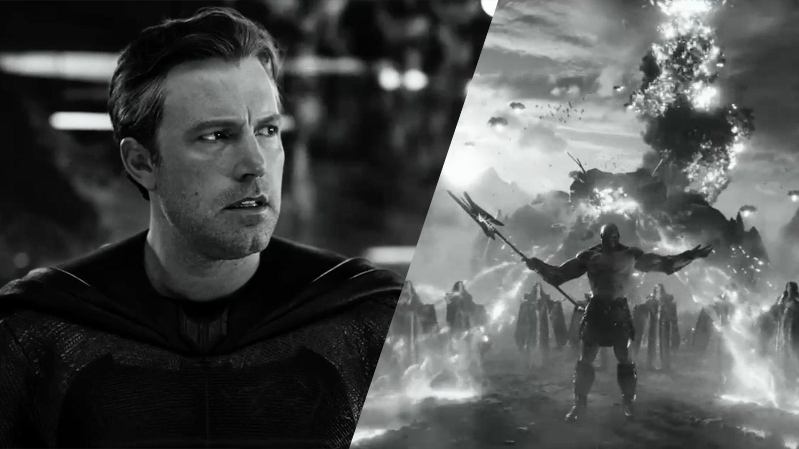 Zack Snyder Justice League trailer Darkseid