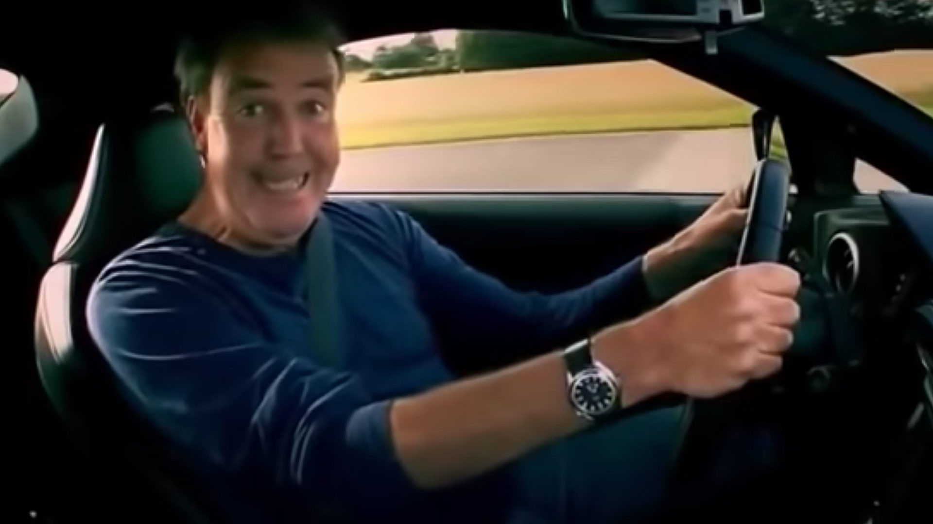 Jeremy Clarkson Cars