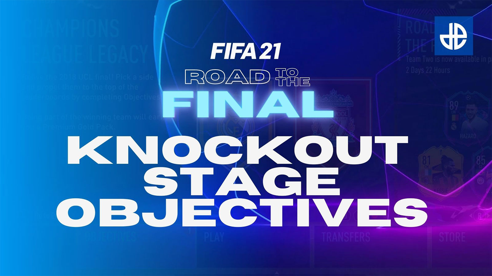 FIFA 21 Knockout Stage Objectives