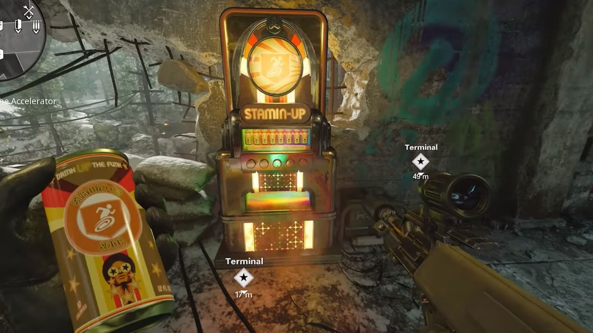 stamin-up in bocw zombies