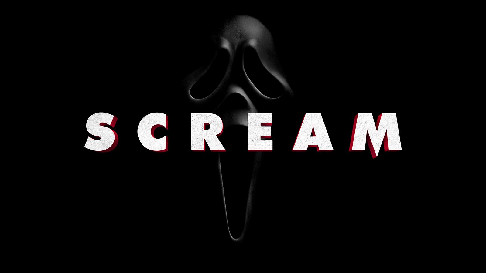 Scream 5 title card