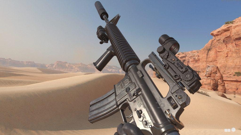 M16 Black Ops Cold War