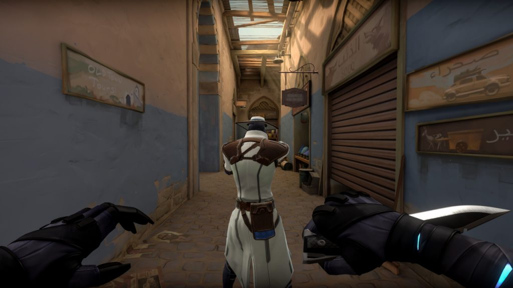 Valorant gameplay