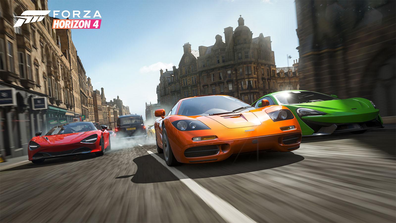 Forza Horizon 4 Series 29 Summer