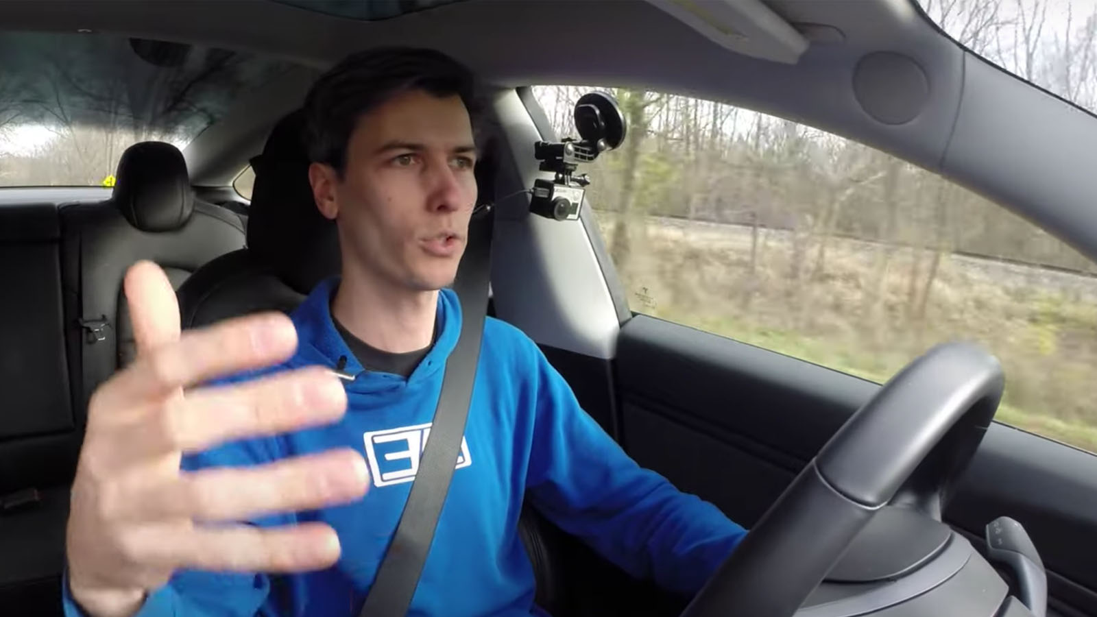 Engineering Explained Rages about telsa