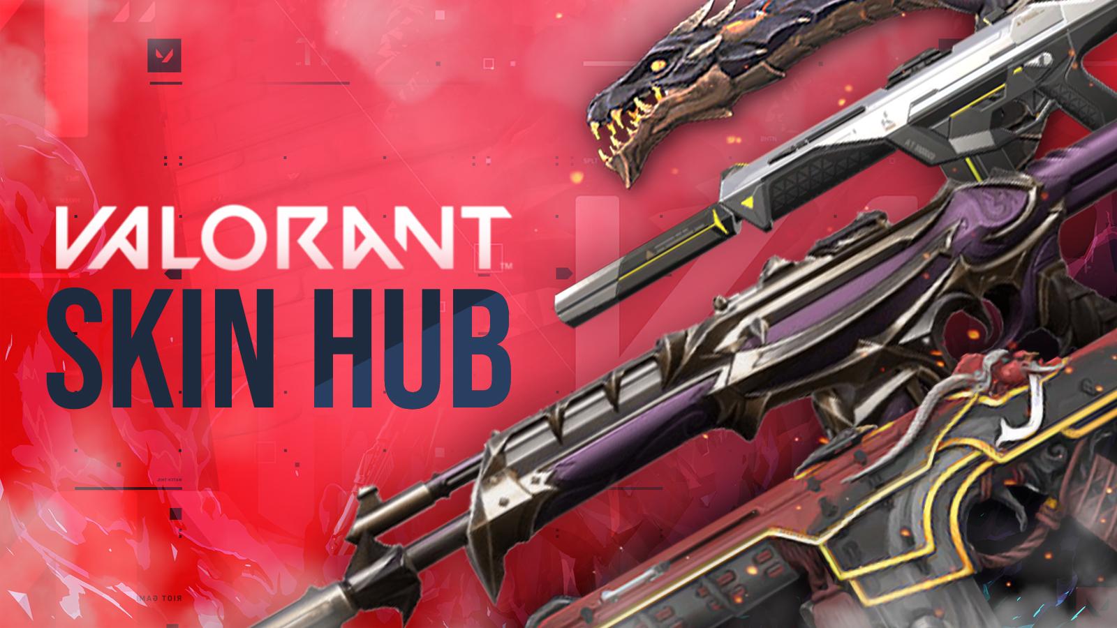 Valorant-Skin-Hub