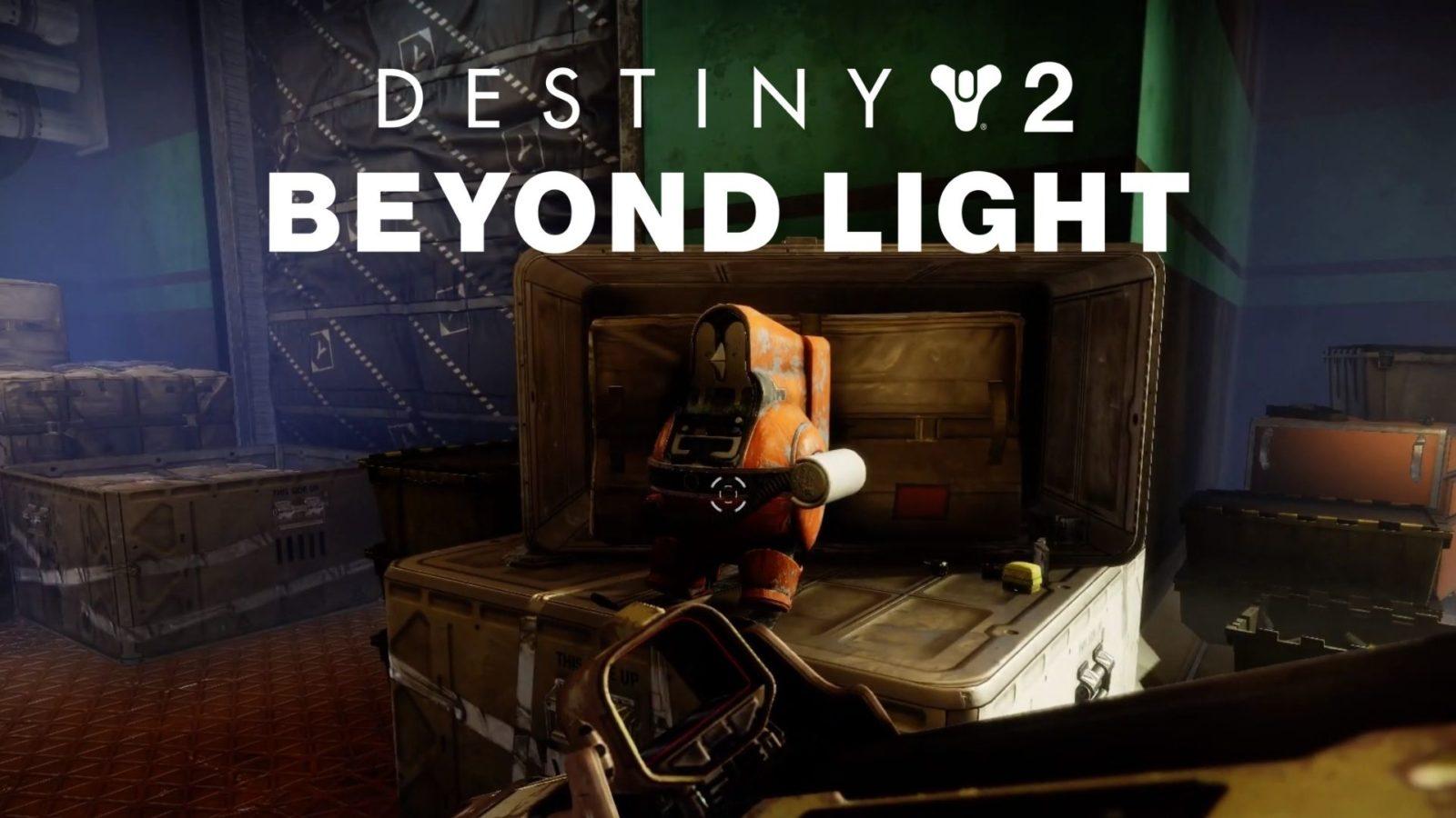 penguin in Destiny 2 beyond light