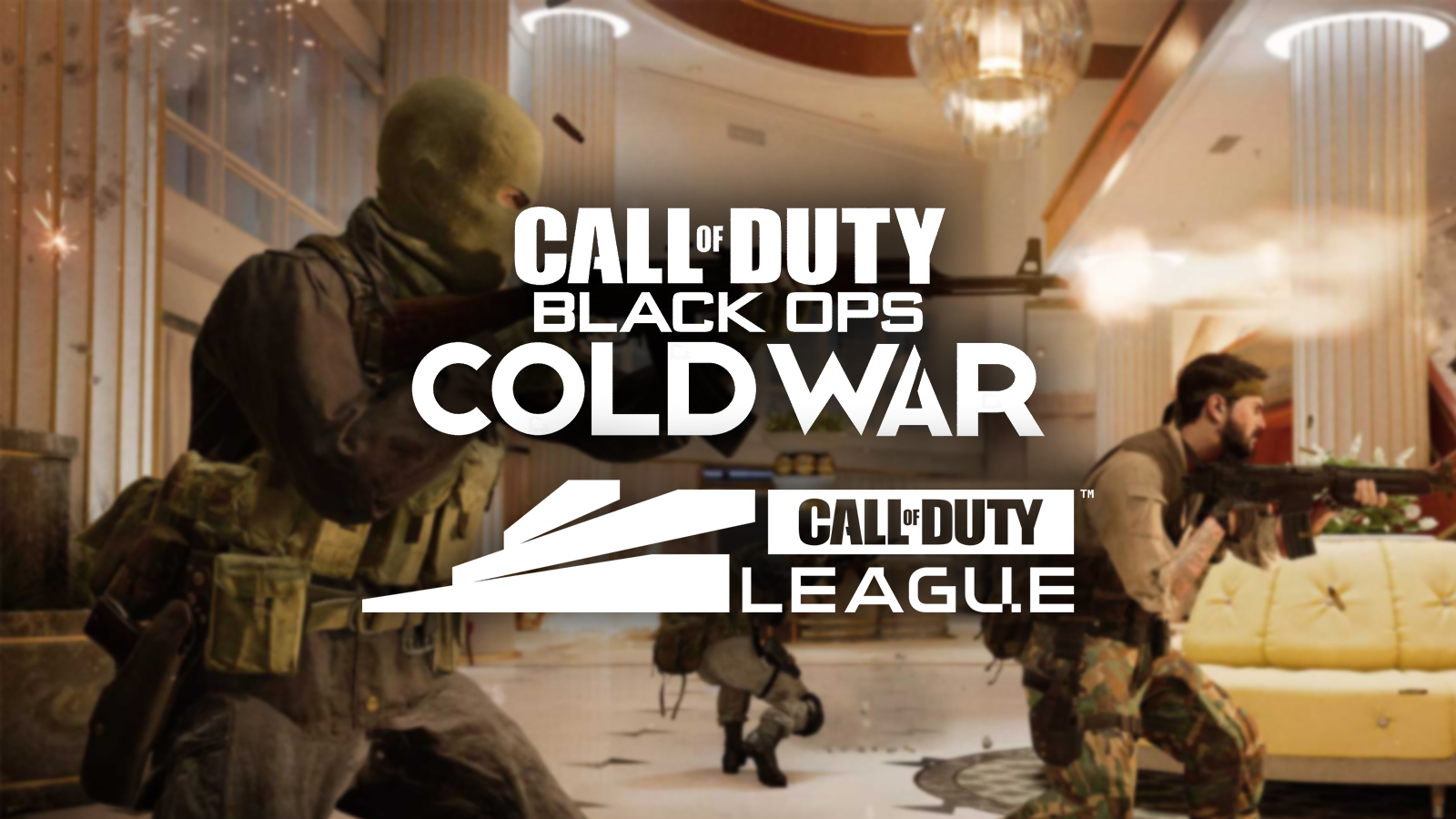 Call of Duty League Black Ops Cold War