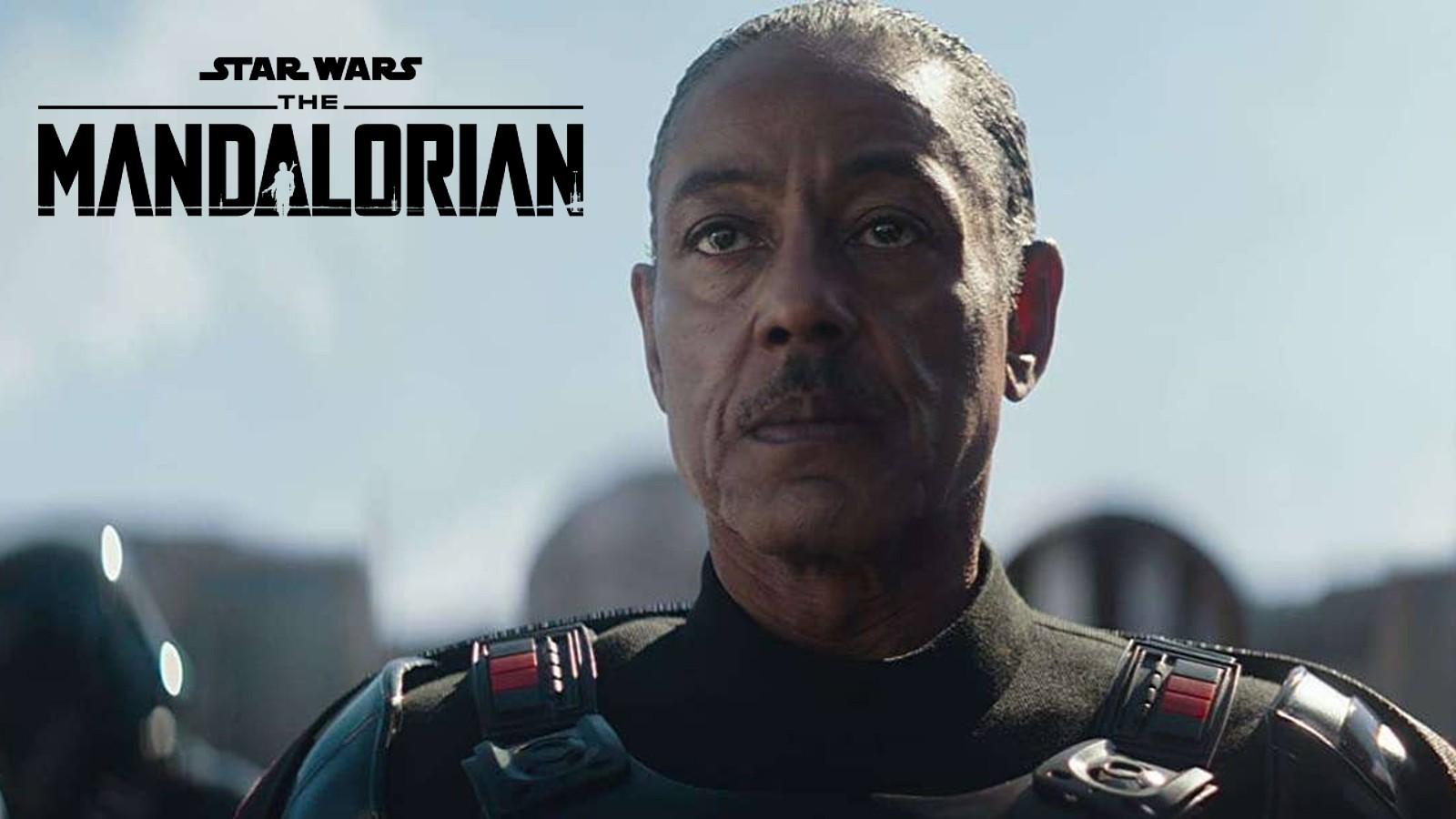 Moff Gideon in The Mandalorian