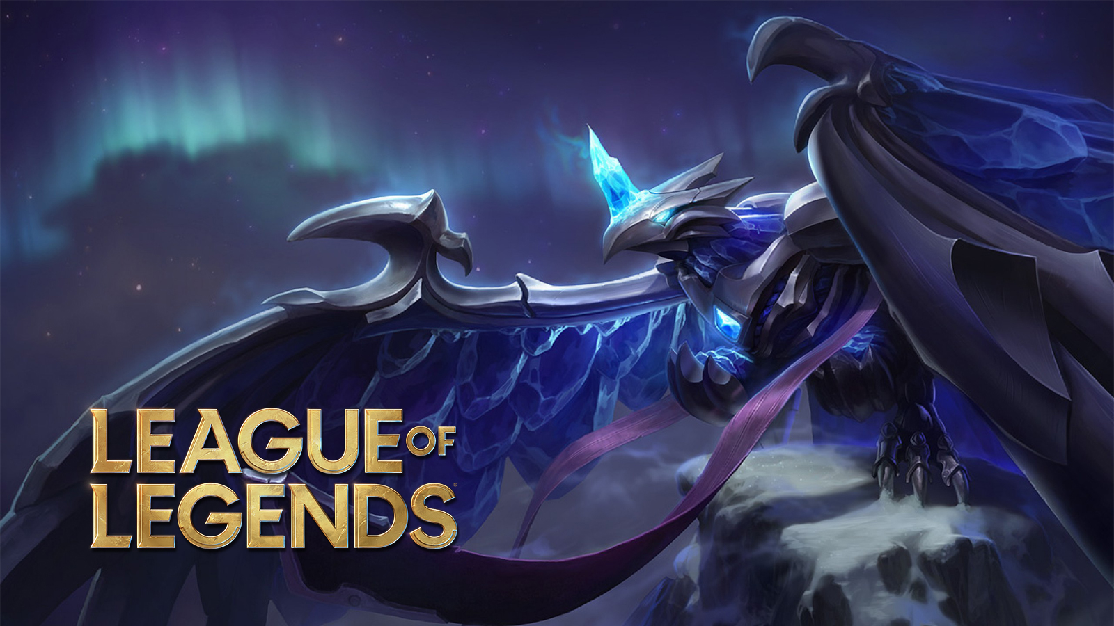 Blackfrost Anivia in League of Legends