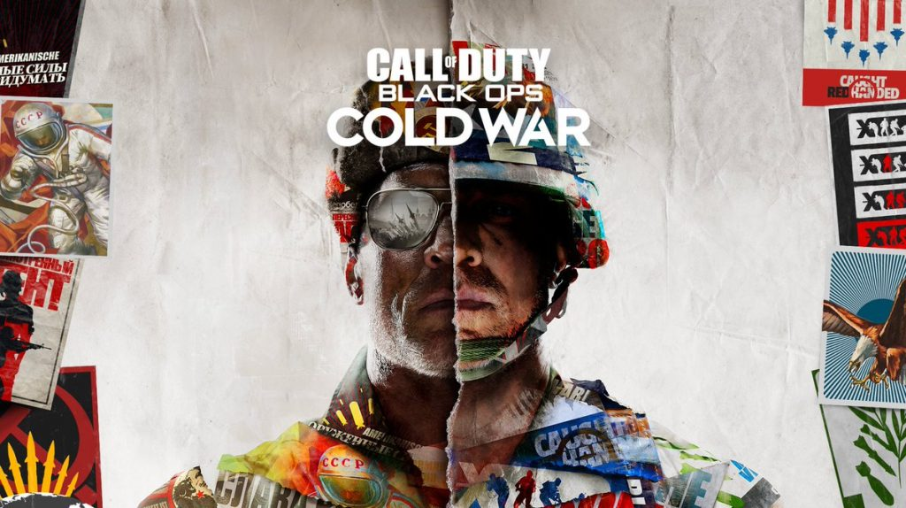 Black Ops Cold War cover art