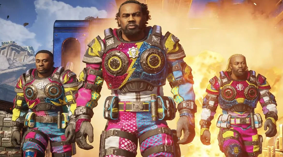 The New Day in Gears 5
