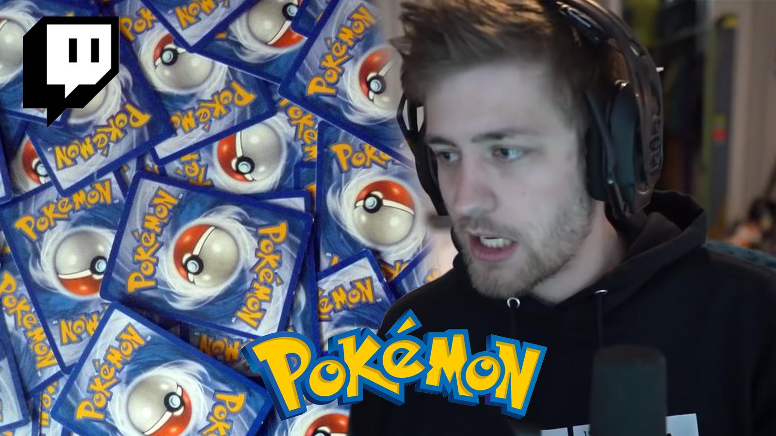 Sodapoppin Twitch Pokemon Card Openings