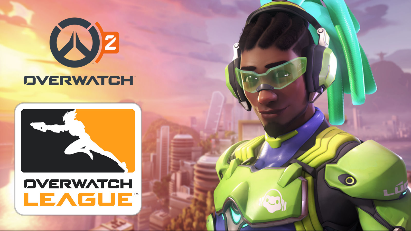 Lucio in Overwatch 2 and OWL