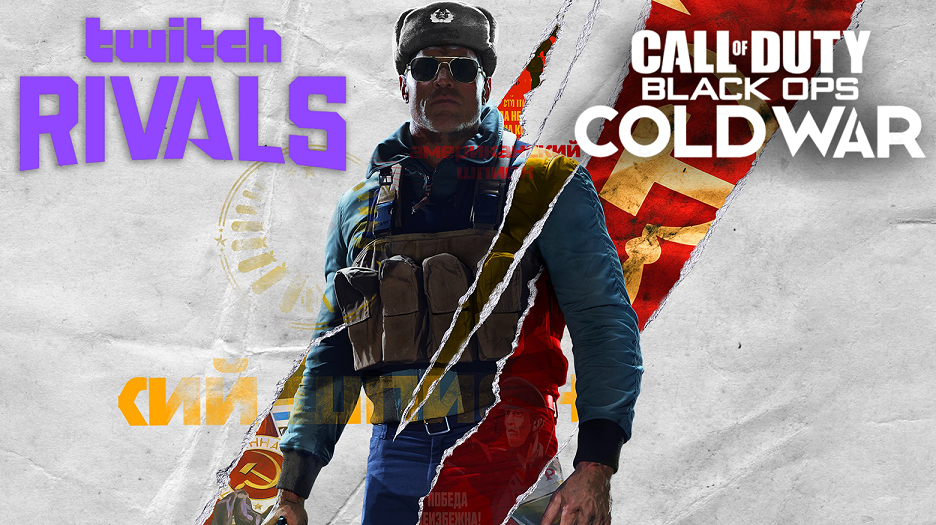Twitch Rivals Black Ops Cold War
