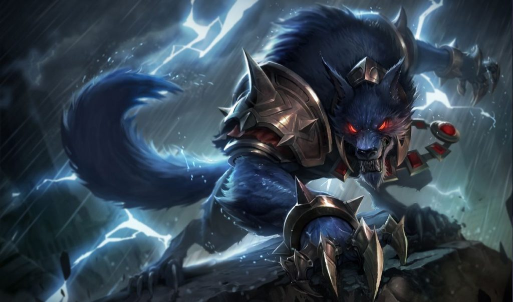 Warwick is being nerfed in TFT patch 10.24.