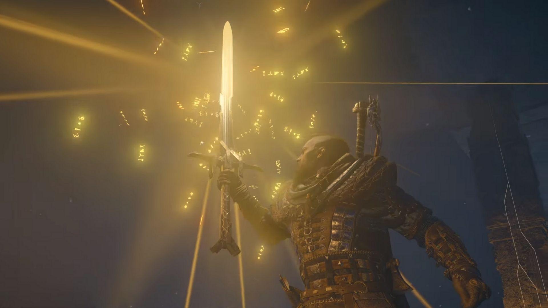 Excalibur Assassin's Creed Valhalla